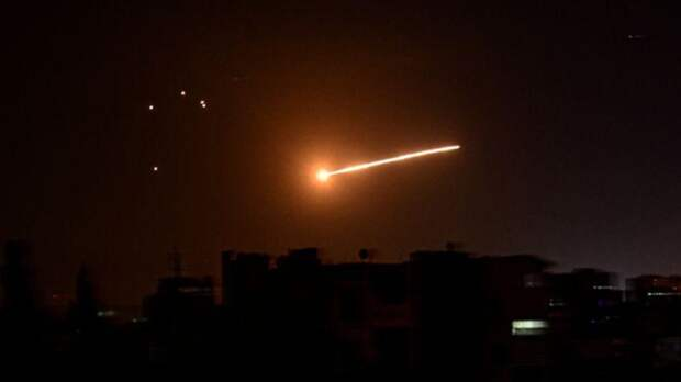 Ракета попала в жилой дом на юге Израиля