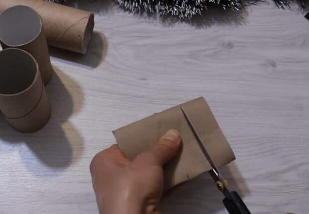 Гениальное преображение обычных картонных втулок