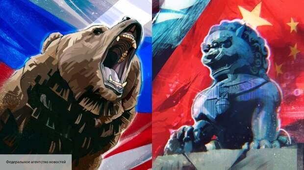 Военный союз России и Китая: британский эксперт предсказал появление суперсоперника НАТО