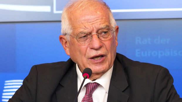 Боррель назначил экстренную видеоконференцию Совета ЕС по вопросу Израиля и Палестины