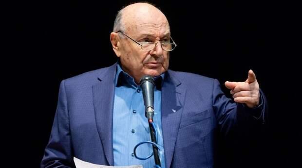 На 87-м году ушел из жизни Михаил Жванецкий
