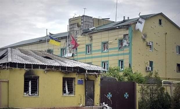 Луганск продолжают обстреливать - мэрия