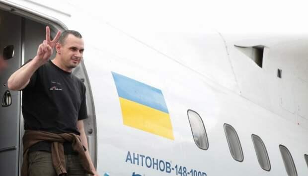 «Символ» Украины Сенцов готов покинуть страну