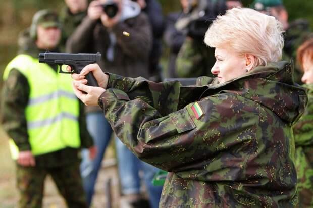 Нас ждут! В Литве выпустили инструкцию на случай российской оккупации
