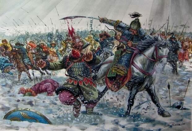 Кто и зачем придумал термин - татаро-монгольское иго.
