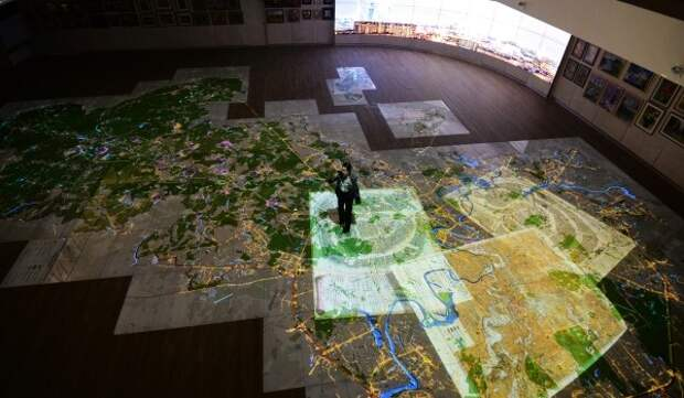 В «Ночь музеев» гостям «Дома на Брестской» прочитают лекцию, за которую проголосовало большинство москвичей