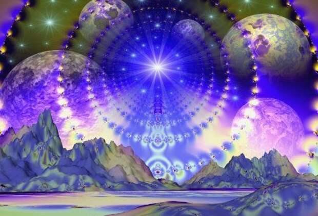 Эволюция Души от атома до человека