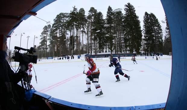 Хоккеисты-любители изТюменской области откроют 11-й сезон Ночной хоккейной лиги