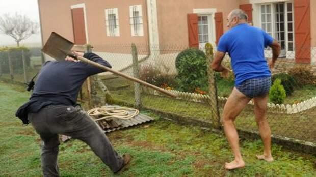 В Дубоссарском районе мужчина пригрозил соседям смертью