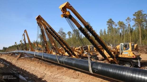 Новая виртуальная газовая труба Польши и Украины усилит позиции России в Европе