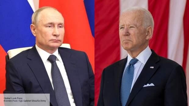 Мятый Джо: Байден приехал на переговоры с Путиным в помятом костюме