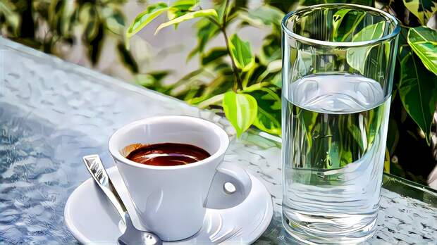 Кофе — это просто счастье… и это счастье можно пить… Иммануил Кант.