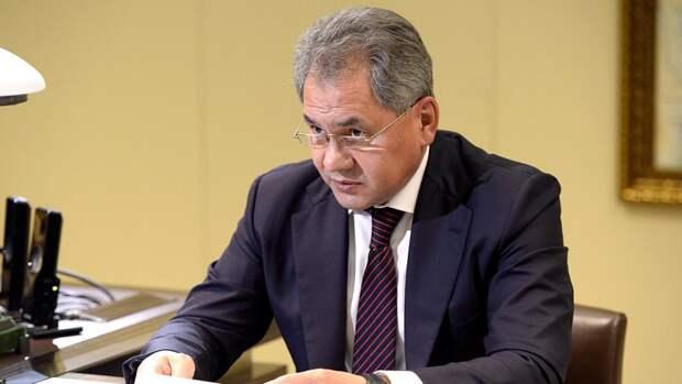 Шойгу заявил о высоком темпе перевооружения российской армии