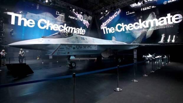 19FortyFive: Россия обеспечит новый истребитель Checkmate хитрой системой авионики