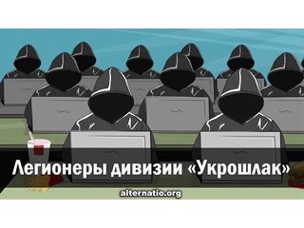 Легионеры дивизии «Укрошлак»