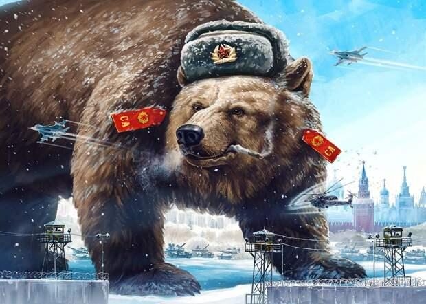 «Американцы боятся русских. Я им всегда отвечал, что если мы захотим, то пешком через океан перейдем»