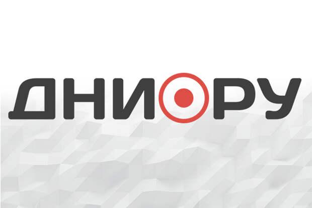 Автомобиль влетел в резиденцию посла США в Москве