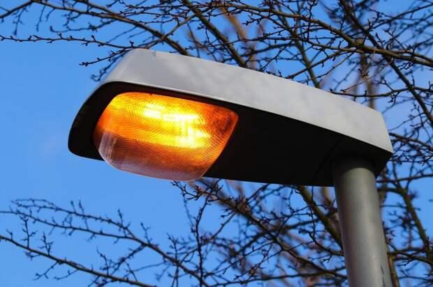 В проезде Донелайтиса восстановлено уличное освещение — Моссвет