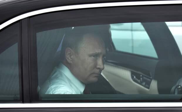 Путин запустит движение по четырем полосам «Тавриды» в Крыму