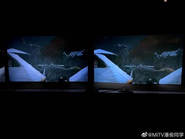 Xiaomi показала новый OLED-телевизор