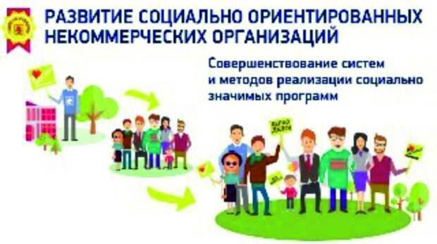 Министерством труда и социальной защиты Республики Крым в 2021 году объявлен конкурсный отбор среди СОНКО