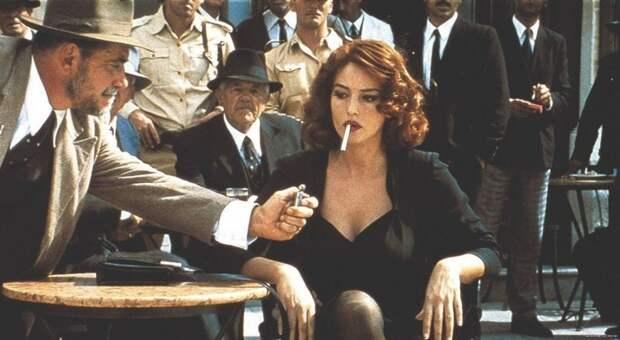 Моника Беллуччи, фильм «Малена» знаменитости, интересное, кино, ночные бабочки, фильмы, фото