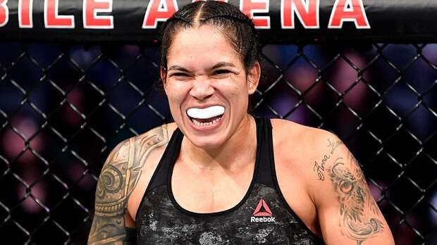 Нуньес досрочно победила Андерсон и защитила пояс UFC