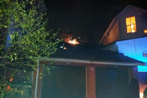 СК завершил расследование дела о пожаре в подмосковном хосписе