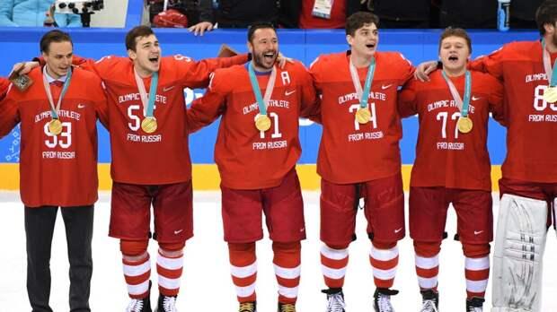 """Вместо гимна России на ЧМ по хоккею будет звучать  """"Катюша"""""""