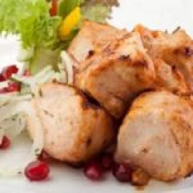 Секреты сочного шашлыка из куриной грудки