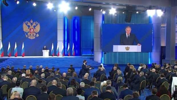 А. Тихомиров: Перед депутатами Владимир Путин поставил четкие задачи