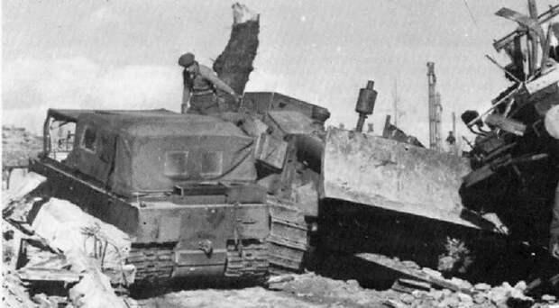 """Другой ленд-лиз (продолжение). «Студебекер» по имени «Ласка» ленд-лиз, страницы истории, транспортер M29 """"Weasel"""""""