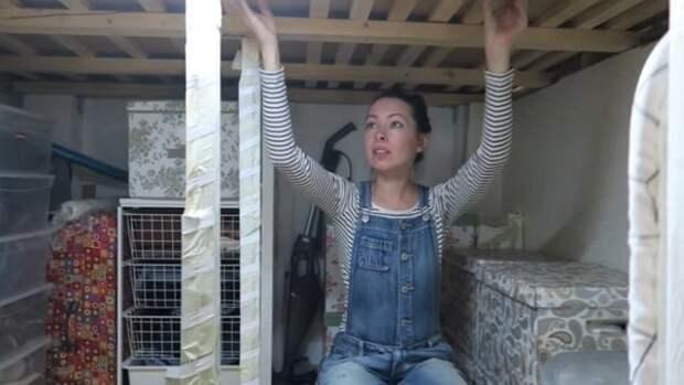 Нестандартное решение для хрущёвки 30 кв. м.: интересный ремонт своими руками