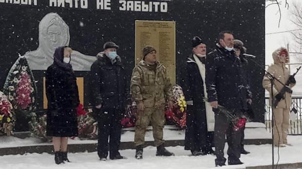 Останки шести советских воинов перезахоронили вБелокалитвинском районе