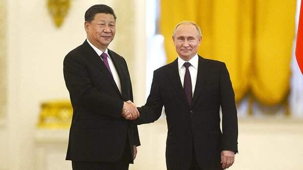 Главы РФ и КНР дадут старт строительству объекта атомной энергетики