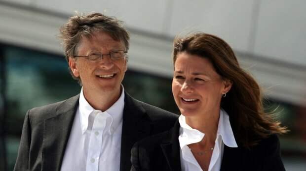 Бывшая жена Гейтса после развода получила акции стоимостью более 3 млрд долларов