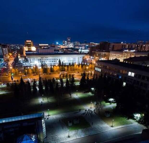 «Уфагорсвет» продолжает работу по модернизации сетей наружного освещения
