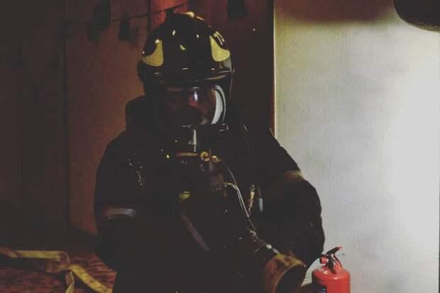 Один человек пострадал при пожаре в квартире на Алтуфьевском шоссе