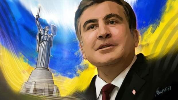 Саакашвили заявил, что бывшие власти хотят отделить от Украины некоторые регионы