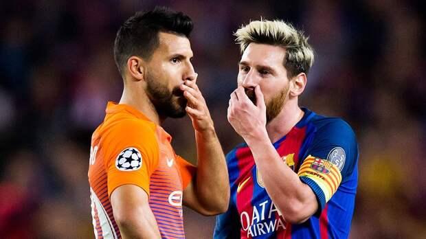 Агуэро: «Думаю, Месси продолжит играть в «Барселоне»