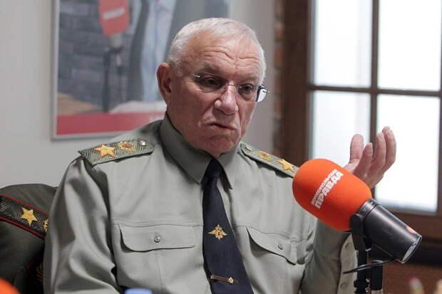 Генерал Анатолий Куликов: Я потерял в Карабахе около сотни солдат и двух своих замов. Сейчас - только дипломатия!