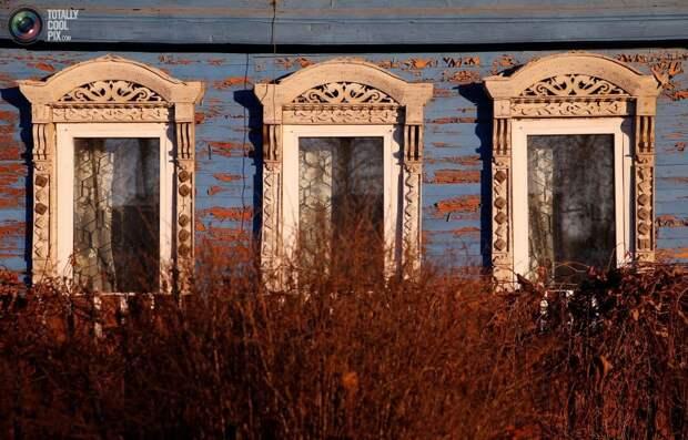 Русское деревянное зодчество