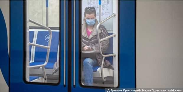 В 2021 году в Москве появится 11 новых станций метро. Фото: Д. Гришкин mos.ru