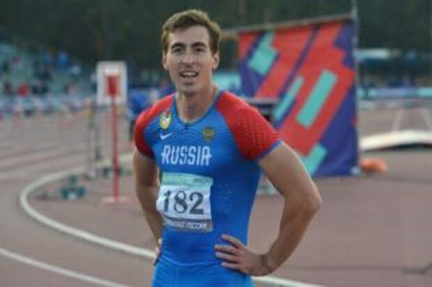 Легкоатлет Шубенков снялся с олимпийского турнира в беге с барьерами