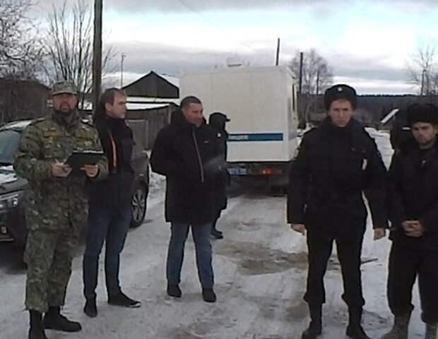 В Пермском крае мужчина убил жену с сыном и пытался покончить с собой