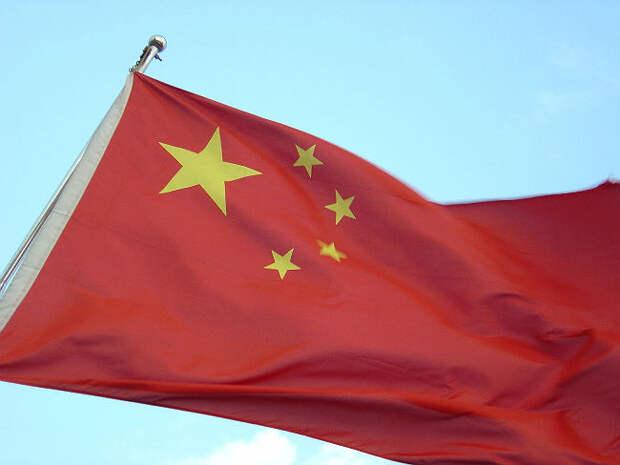Китай пристыковал грузовик к первому модулю своей орбитальной станции