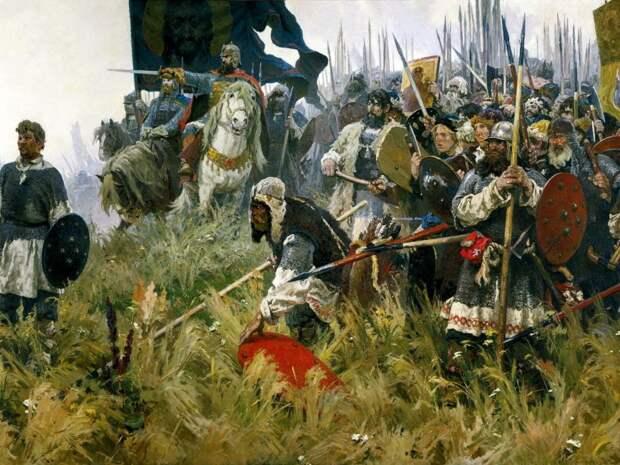 Введение в непрерывность истории. К 636-й годовщине Куликовской битвы