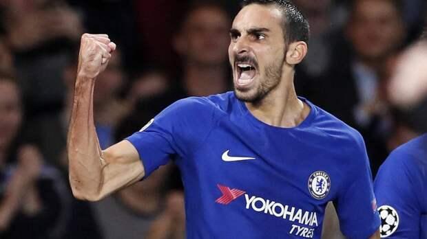 Игрок «Челси» Дзаппакоста может продолжить карьеру в Италии