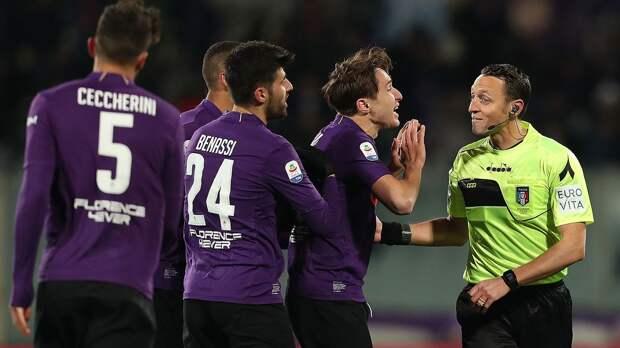 Пранделли — об 1:2 с «Сампдорией»: «Я немного смущен. «Фиорентина» сделала две ошибки и пропустила два гола»