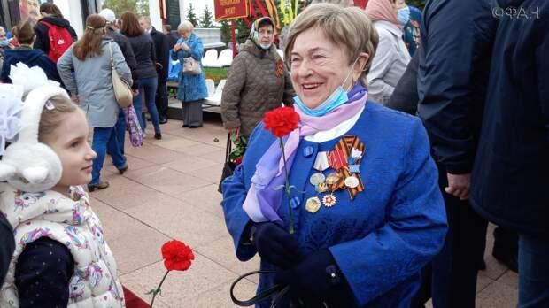 Маленькая республика ковала Великую Победу: в Мордовии прошел праздничный парад